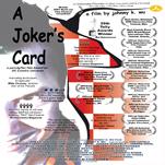 A Joker's Card